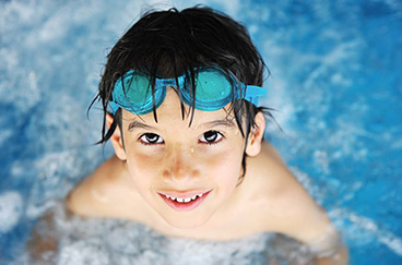 toddlers and kids swimming lessons